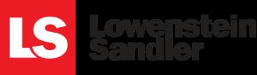 Lowenstein Sandler LLP. logo